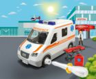 1799-00806 Junior Kit Krankenwagen